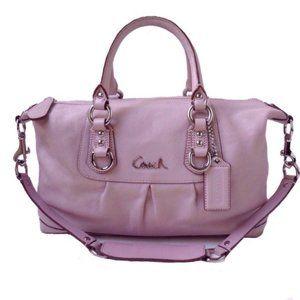 Coach Ashley Convertible Satchel Shoulder Bag